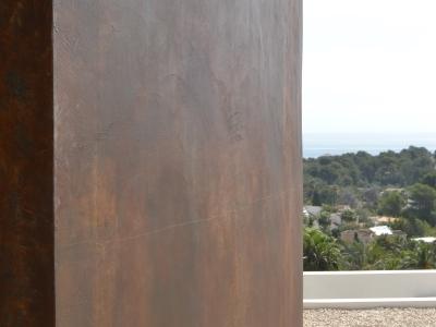 Microcemento madrid las rozas alcobendas san - Microcemento para exteriores ...